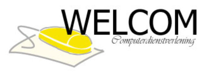 Welcom Computerdienstverlening